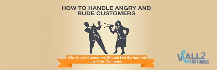 Handle Angry Customers