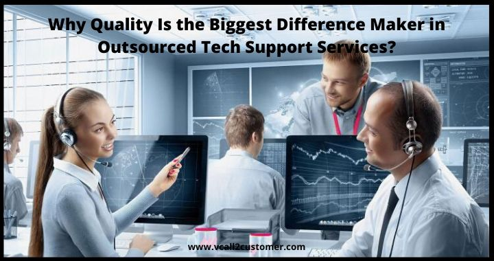 Outsourced Tech Support Services