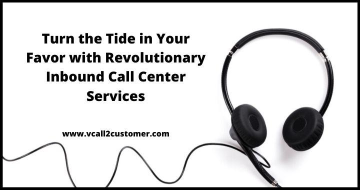 inbound call center services, inbound answering services